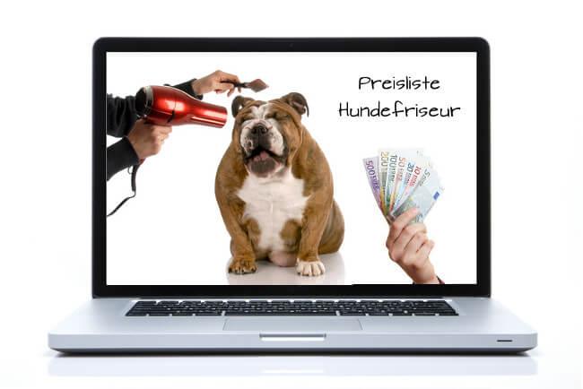 Preisliste-Hundefriseur